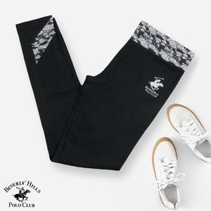 Beverly Hills Polo Club Activewear Legging Pants